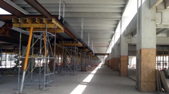 Expansion of Ben-Gurion International Airport terminal 3 airside