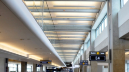 Concourse E, East and West Hardstands, Ben Gurion International Airport