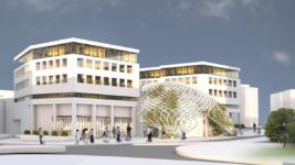 Modiin Azrieli Center, Phase B