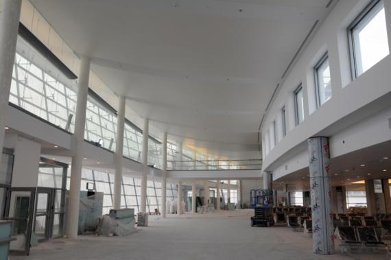 Ben Gurion Ben-Gurion International Airport Opens the New E Wing, designed by Moshe Safdie Architects with Associate Irit Kohavi Architects